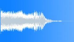 Dissonant Alien Sweep Sound Effect