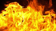 Fire 960fps 34 Slow Motion x32 - stock footage