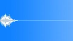 Percussive Multimedia Efx Sound Effect