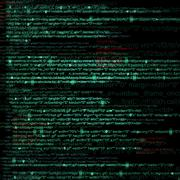 Web Computer Code Abstract Background Stock Illustration