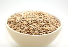 Stock Photo of Sunflower seeds