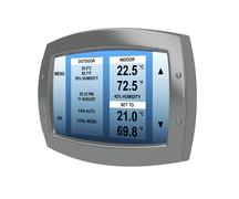 Programmable digital thermostat Piirros