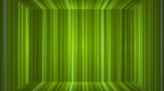 Broadcast Vertical Hi-Tech Lines Stage 03 - stock footage