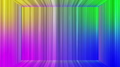Broadcast Vertical Hi-Tech Lines Stage 05 - stock footage