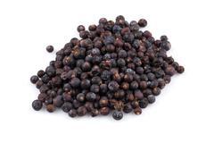 Dried black currant Stock Photos