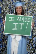 Graduate Stock Photos