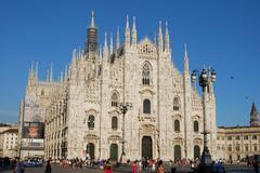 Duomo di Milano - stock photo