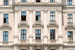 Theater Die Neue Tribune In Vienna - stock photo