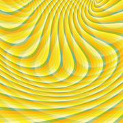 Abstract swirl background. Pattern with optical illusion Stock Illustration