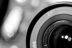 Camera lens Stock Photos