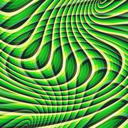 Stock Illustration of Abstract swirl background. Pattern with optical illusion