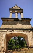 Sassia Monastery bell tower Stock Photos