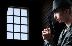 Police Detective Kuvituskuvat