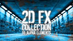 Stock After Effects of 2D FX Collection