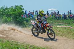 Young rider Stock Photos