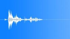AC Unit Metal Fixture Drop 5 Crash - sound effect