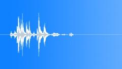 AC Unit Metal Fixture Drop 3 - sound effect