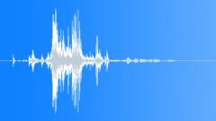 Soggy Cloth Shirt Drop or Goo 2 Sound Effect