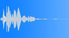 Stock Sound Effects of Work Bin Thump 1