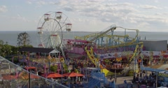 Southend-on-Sea Essex - British Resort Town Stock Footage