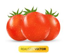 Stock Illustration of Tomato