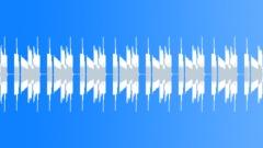 Entertaining Platform Game - Sounding The Alarm - Looped Sound Effect