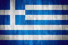 Stock Illustration of Greece flag