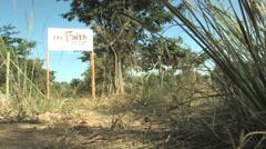 Faith Children's Village in Kitwe, Zambia - stock footage