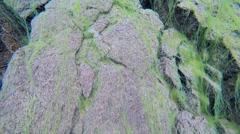 Iceland Silfra Thingvellir National Park Tectonic Plates underwater Stock Footage