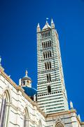 Stock Photo of Siena cathedral, Italy