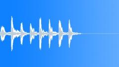 Bassoon Descending Arpeggio - Positive Announcer - sound effect