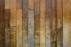 wooden panels background - stock photo