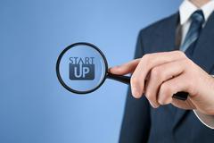 Look for startup Kuvituskuvat
