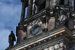 Berlin Cathedral Germany, Berliner Dom Stock Photos