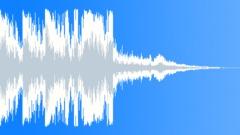 Stock Sound Effects of Destructive Cinematic Effect (Cinematic, FX, Glitch)