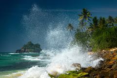 Ocean wave Kuvituskuvat