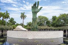 The Holocaust Memorial on Miami Beach Kuvituskuvat