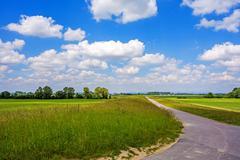 Stock Photo of Rural landscape