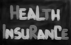 Health Insurance Concept Stock Illustration
