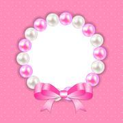Stock Illustration of Little Princess Background Vector Illustration