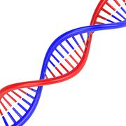 DNA molecule Stock Illustration