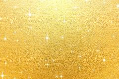 Golden, shiny background Stock Illustration
