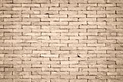 The pattern of brick wall Stock Photos