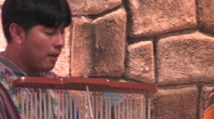 Stock Video Footage of Traditional Music in Cuzco, Peru