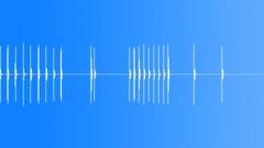 Footsteps - Computer Game Sound Fx Sound Effect