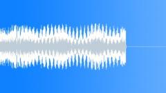 High Tec Science Fiction Videogame Soundfx - sound effect