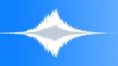 Big Metallic Whoosh 5 (Motion, Fx, Cinematic) Sound Effect