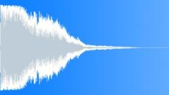 Sub Metallic Punch 4 (Thud, Hit, Impact) - sound effect