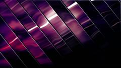 Abstract loop background, light patches on the metal Stock Footage