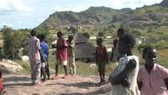 Stock Video Footage of Local Kids in JUBA, SOUTH SUDAN